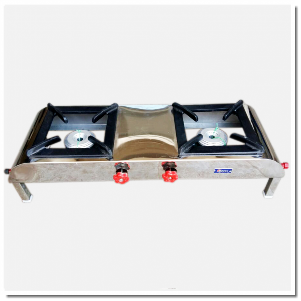 stove double conik stand